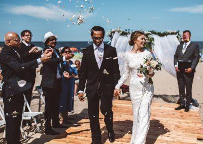 Ślub wplenerze