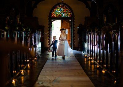 Ceremonia ślubu w kościele