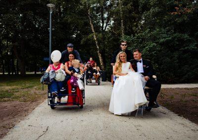 Riksze do ślubu