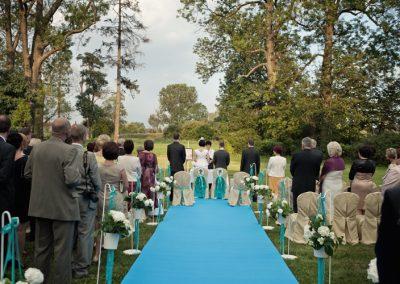 Ceremonia w plenerze