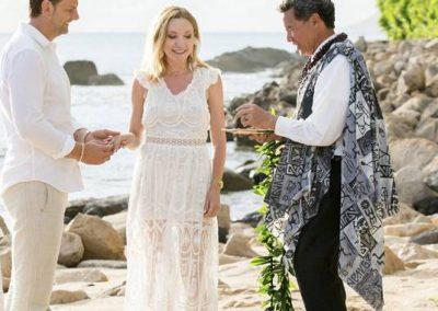 ślub Hawaje