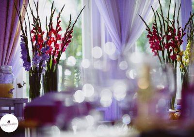 Kwiatowe dekoracje