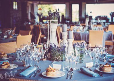 wesele w klimacie lawendy