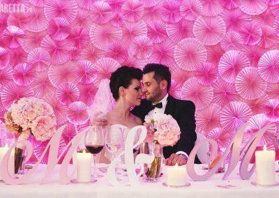 Stylowo, romantycznie, różowo